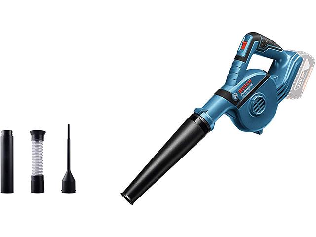 Bosch Akku Laubbläser Test Bosch Professional GBL 18V-120