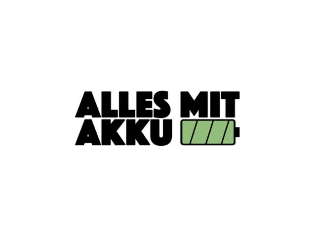 Akku Gartengeräte Test - Alles mit Akku Logo