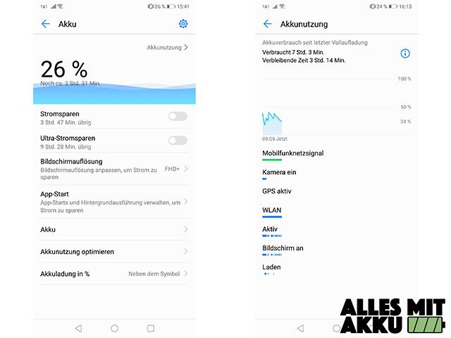 Mein Handy wird heiß – woran es liegt und was man dagegen tun kann - Screenshots
