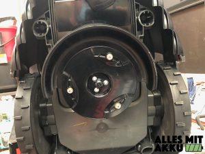 Mähroboter Test - Kreiselmäher