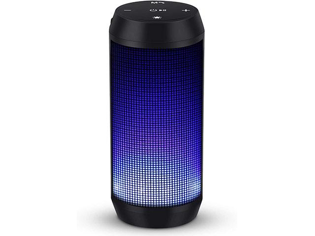 Bluetooth Lautsprecher - Elehot Bluetooth Lautsprecher Musikbox