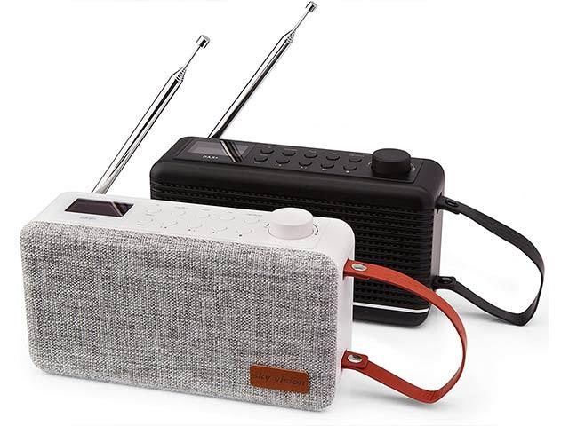 Bluetooth Lautsprecher - Sky Vision DAB Radio Bluetooth - Designs