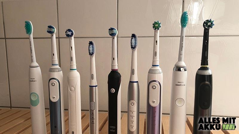 Elektrische Zahnbürsten für Kinder Test