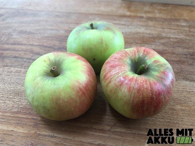Körperfettanteil - Obst