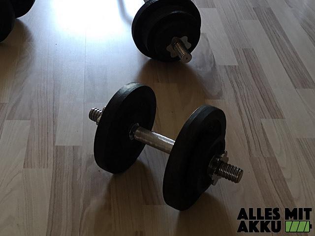 Muskelmasse - Muskelaufbau