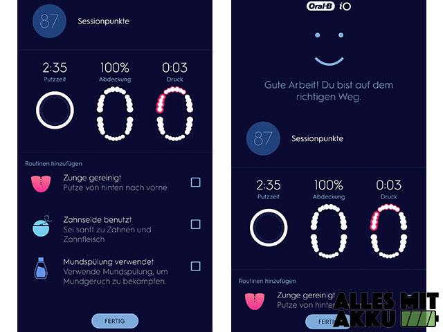 Oral-B iO 8 - App 1