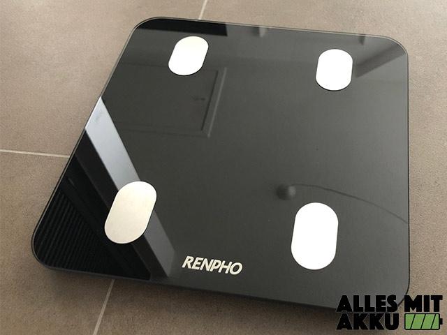 Renpho Körperfettwaage