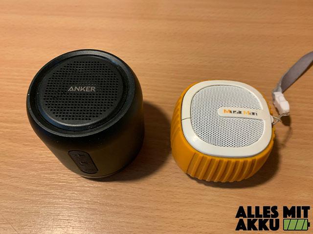 Bluetooth - Bluetoothboxen