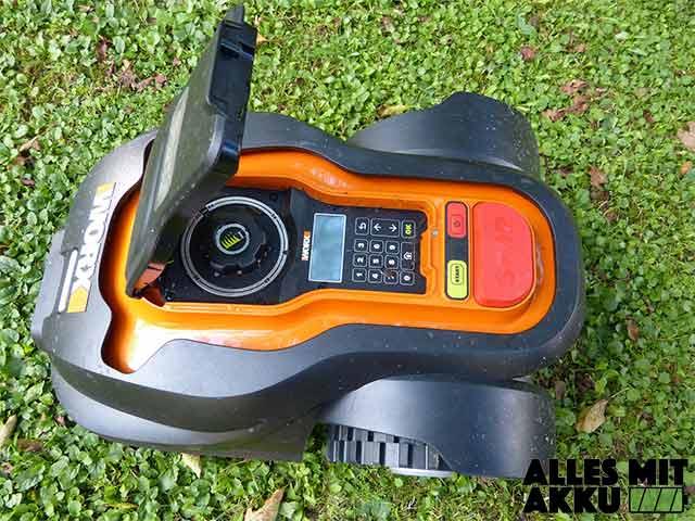Mähroboter GPS