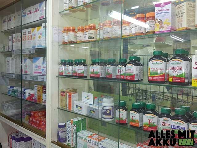 Muskelmasse - Supplements