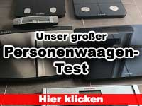 Personenwaage Test