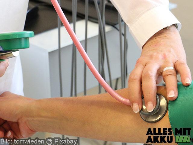 Blutdruck Normalwerte - Messen