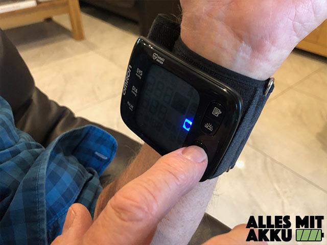 Blutdruck Normalwerte - Omron - Bedienung
