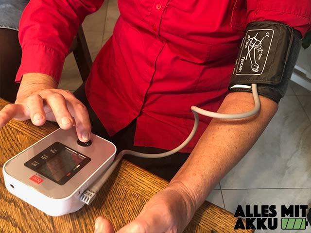 Blutdruck richtig messen - Boso - Blutdruck messen