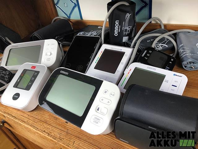 Blutdruckmessgeräte Test - 2