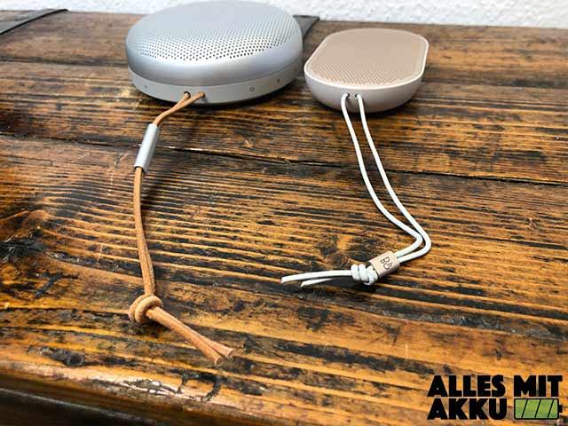 Bang & Olufsen Bluetooth Lautsprecher Test - Transportband