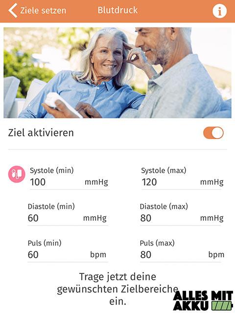 Beurer Healthmanager - App 1