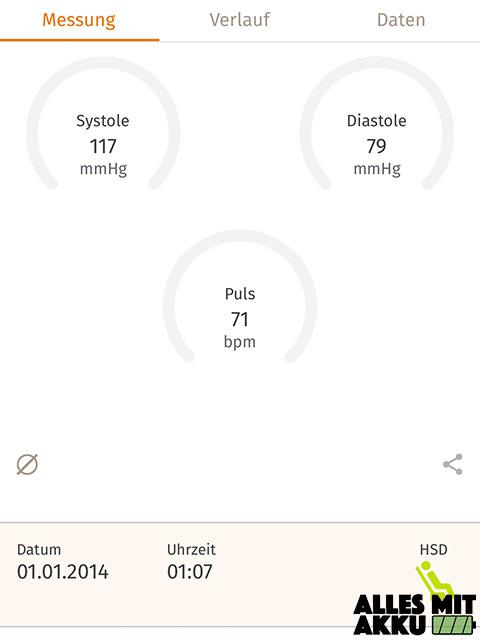 Beurer Healthmanager - App 4