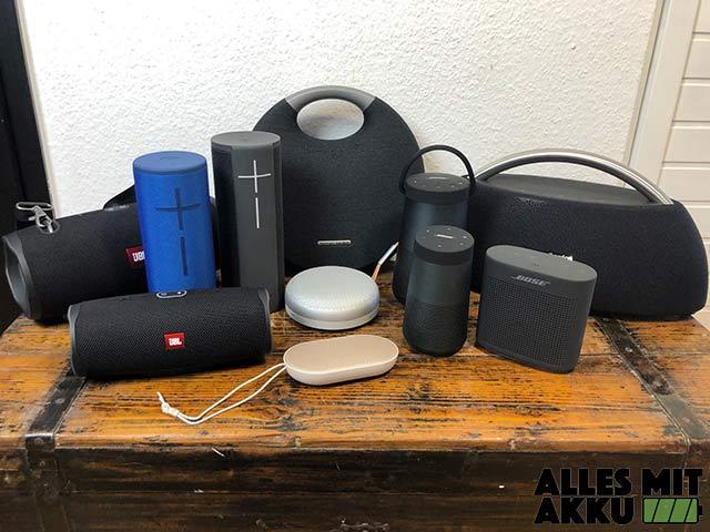 Bluetooth Lautsprrecher Test - 4