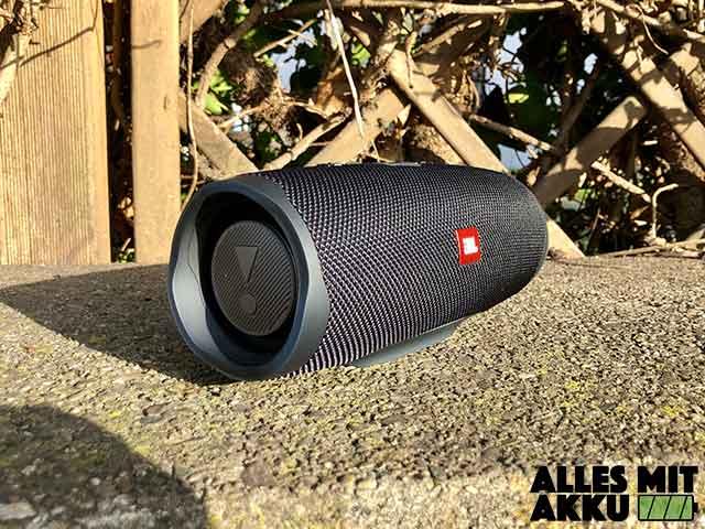 Bluetooth Lautsprecher Test - Design 2