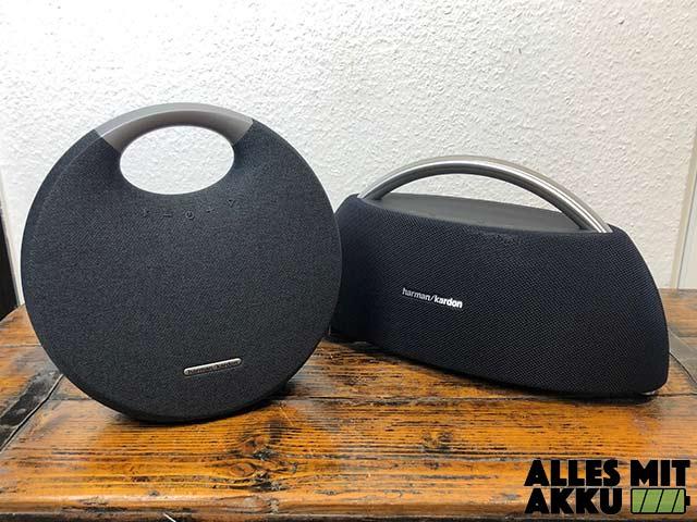 Bluetooth Lautsprecher Test - Design