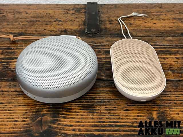 Bluetooth Lautsprecher Test - Klein