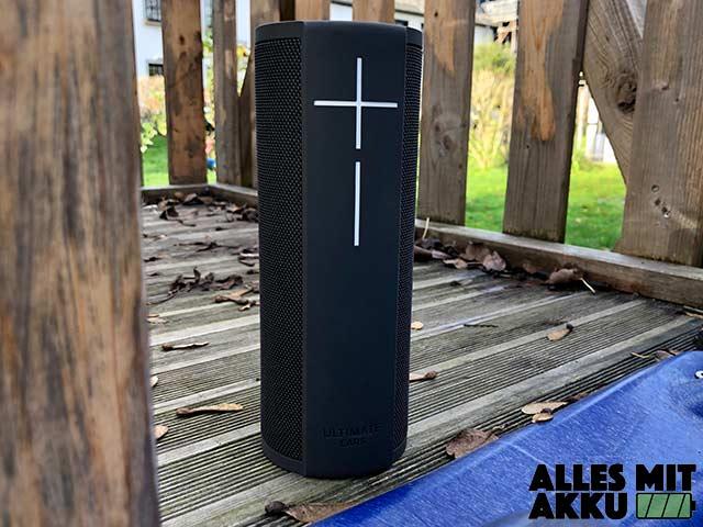 Bluetooth Lautsprecher Test - Outdoor