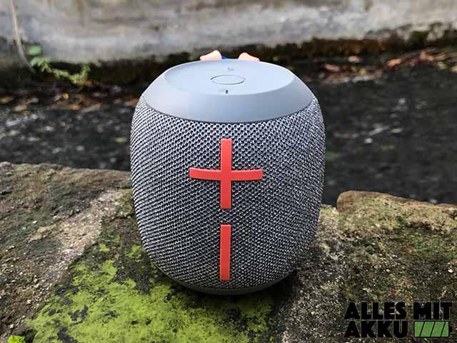 Bluetooth Lautsprecher Test - Wasser 2