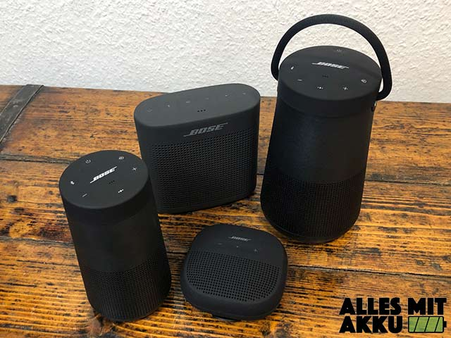 Bose Bluetooth Lautsprecher Test