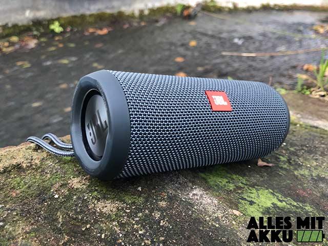 JBL Bluetooth Lautsprecher Test - Essential