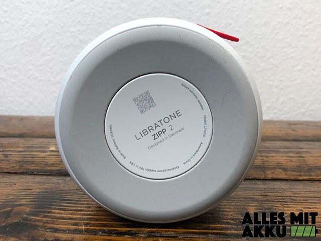 Libratone Bluetooth Lautsprecher Test - 2