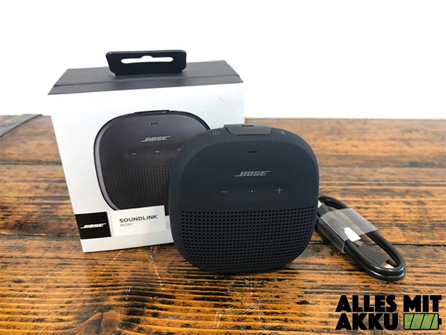 Bose SoundLink Micro Test - 3
