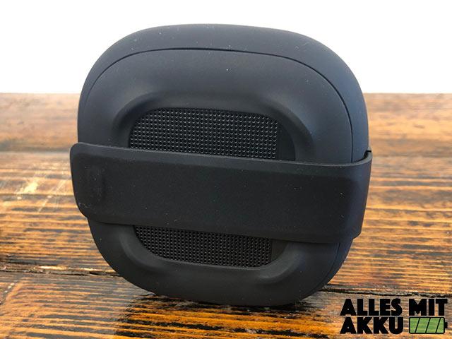 Bose SoundLink Micro Test - Halteband