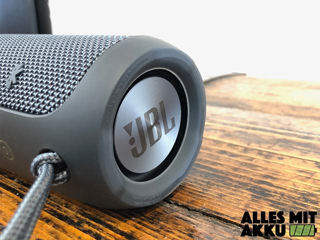 JBL Flip Essentials Test - Subwoofer