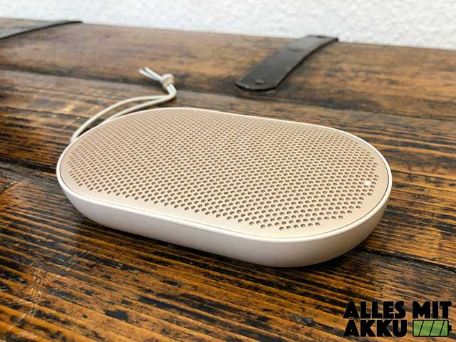 Bang & Olufsen Beoplay P2 Test 2