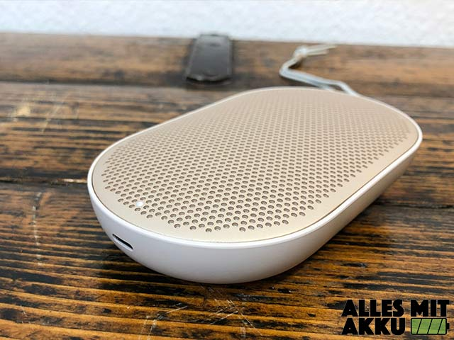 Bang & Olufsen Beoplay P2 Test