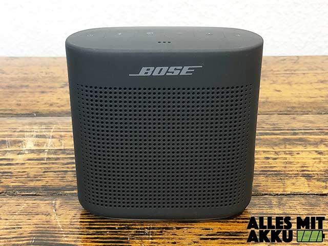 Bose SoundLink Color II Test 2