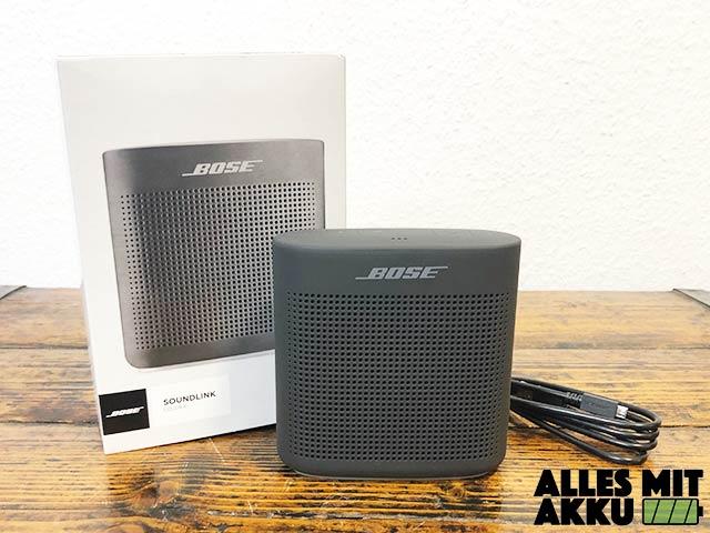Bose SoundLink Color II Test - 3