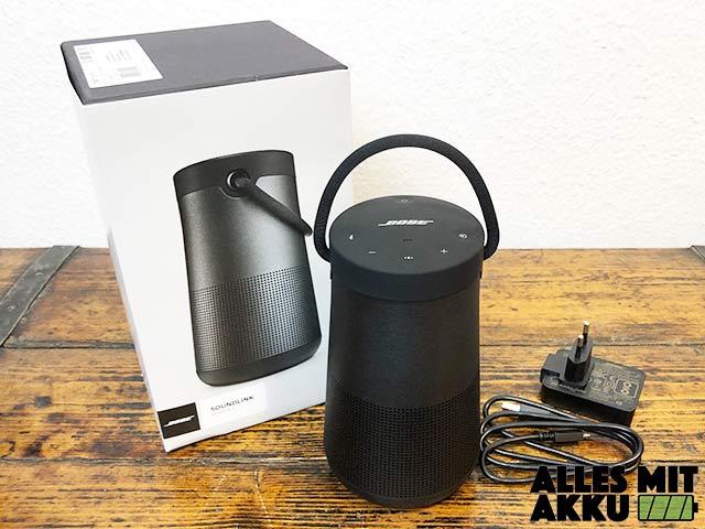 Bose SoundLink Revolve+ Test 2