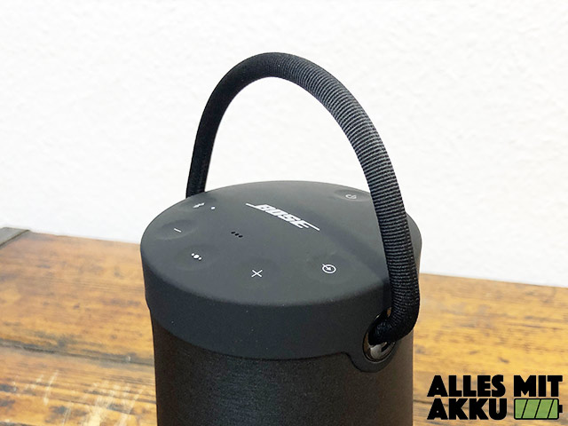 Bose SoundLink Revolve+ Test - Kordel