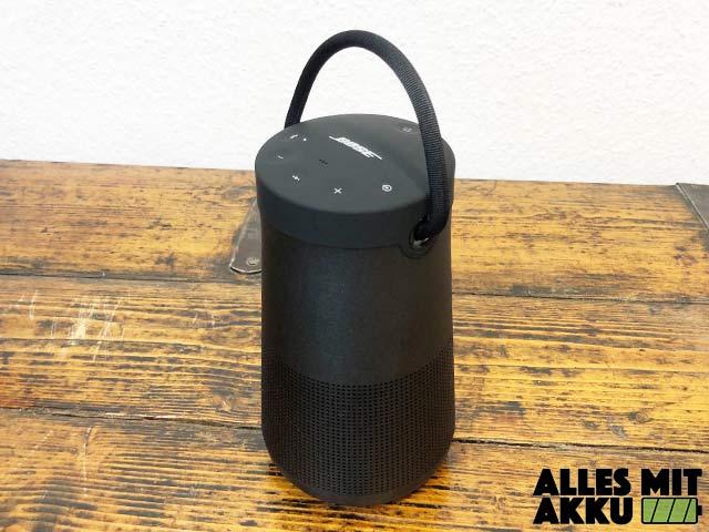 Bose SoundLink Revolve+ Test