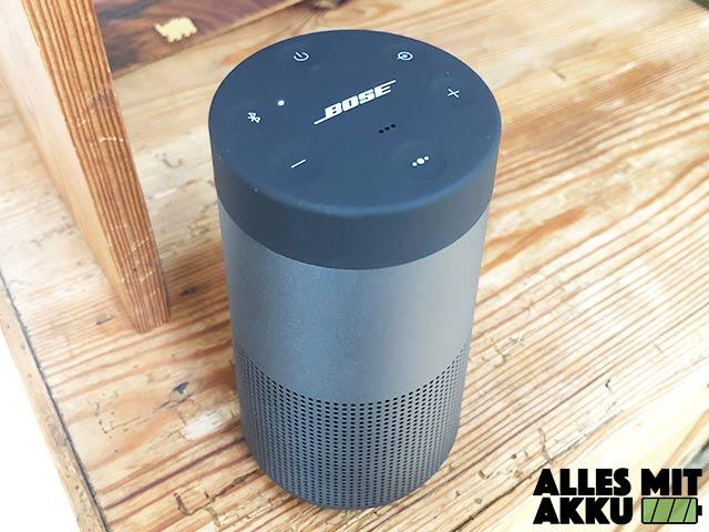 Bose SoundLink Revolve Test 3