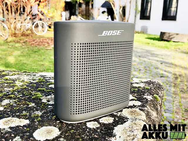 Schutzklasse - Bose Soundlink Color