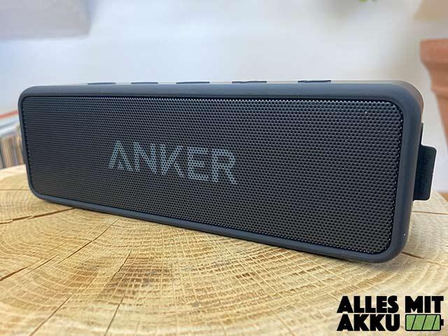 Anker SoundCore 2 Test - Lautsprecher
