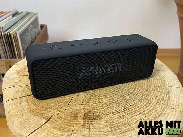 Anker SoundCore 2 Test