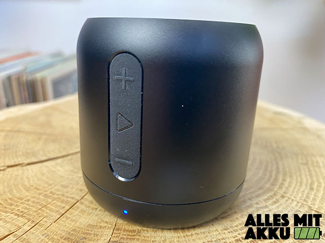 Anker SoundCore mini Test - Bedienung