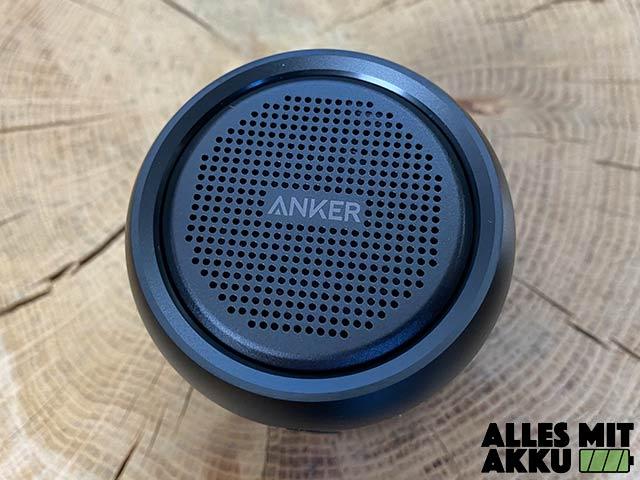 Anker SoundCore mini Test - Lautsprecher