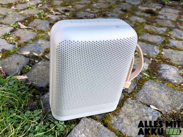 Bang & Olufsen Beoplay 6 Test - Outdoor 2