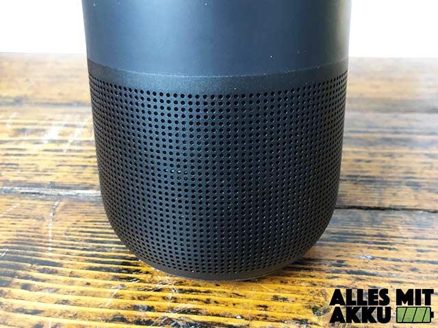 Bose Portable Smart Speaker Test - Lautsprecher