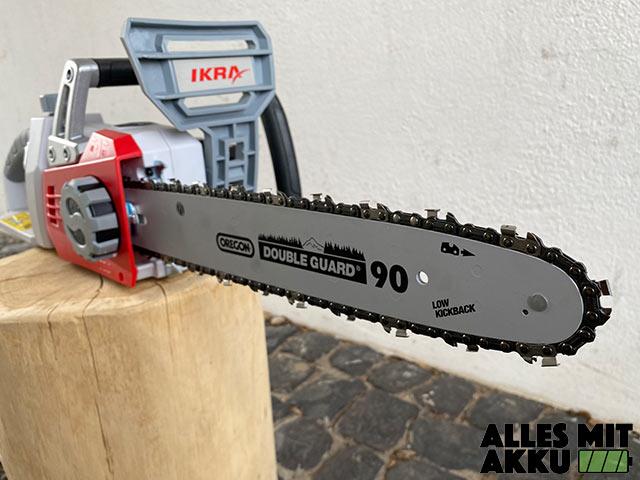 Ikra ICC-2-2035 Test - Schwert